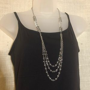 Multi Strand Necklace from the LOFT